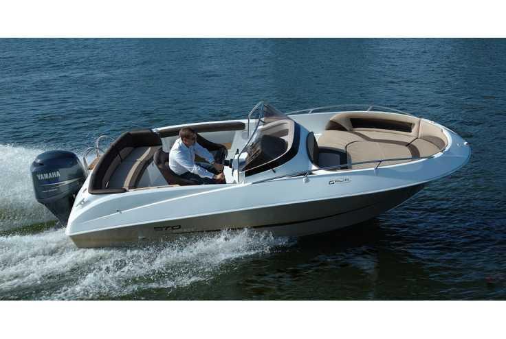 bateau GALIA 570 Open occasion Alpes Maritimes - PACA   26 904 €