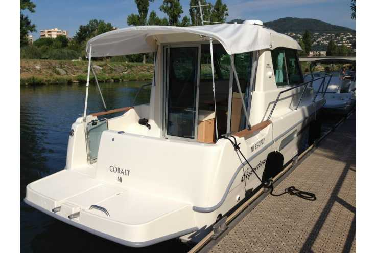 bateau OCQUETEAU 815 occasion Alpes Maritimes - PACA   68 990 €