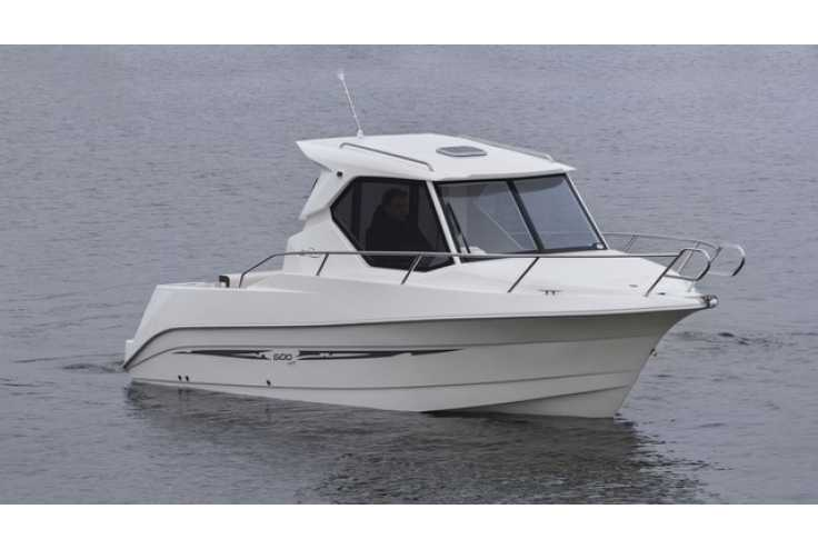 bateau GALIA 600 Hard-Top occasion Alpes Maritimes - PACA   37 139 €