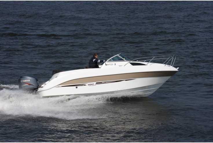 bateau GALIA 620 Cruiser occasion Alpes Maritimes - PACA   39 721 €