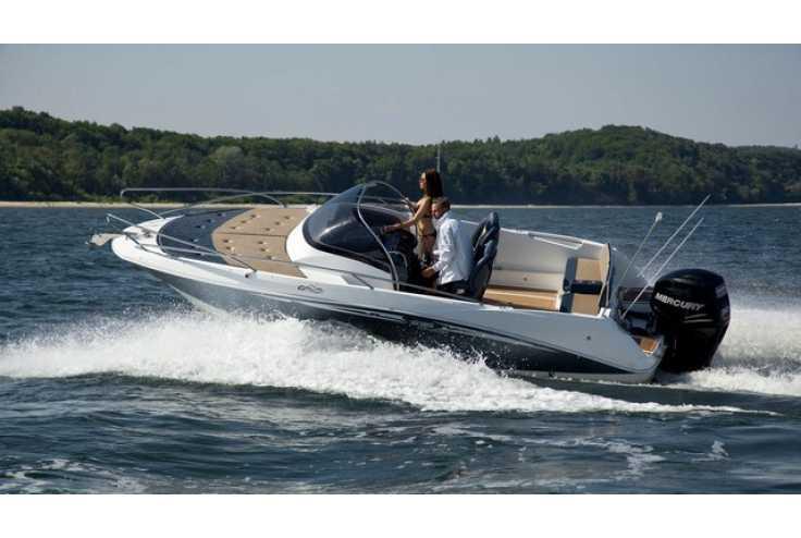 bateau GALIA 635 Cruiser occasion Alpes Maritimes - PACA   37 143 €