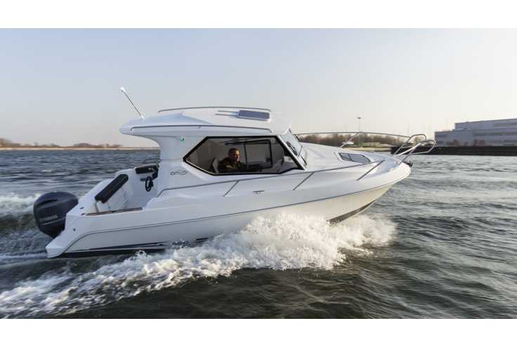 bateau GALIA 660 Hard-Top occasion Alpes Maritimes - PACA   42 485 €