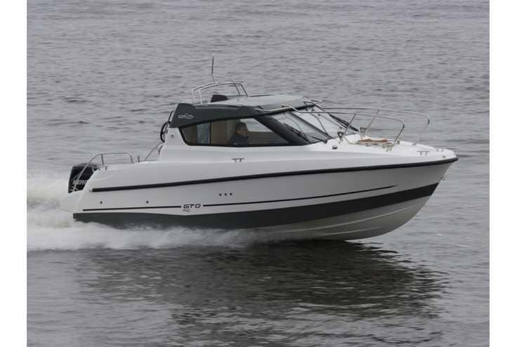 bateau GALIA 670 MC occasion Alpes Maritimes - PACA   54 716 €