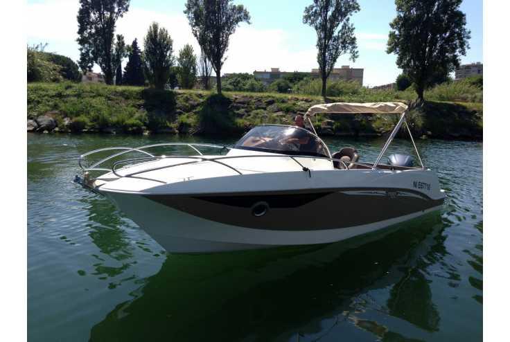 bateau GALIA 700 Sundeck occasion Alpes Maritimes - PACA   49 541 €