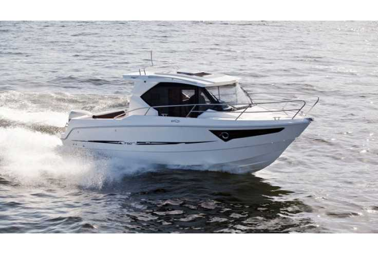 bateau GALIA 750 Hard-Top occasion Alpes Maritimes - PACA   77 283 €