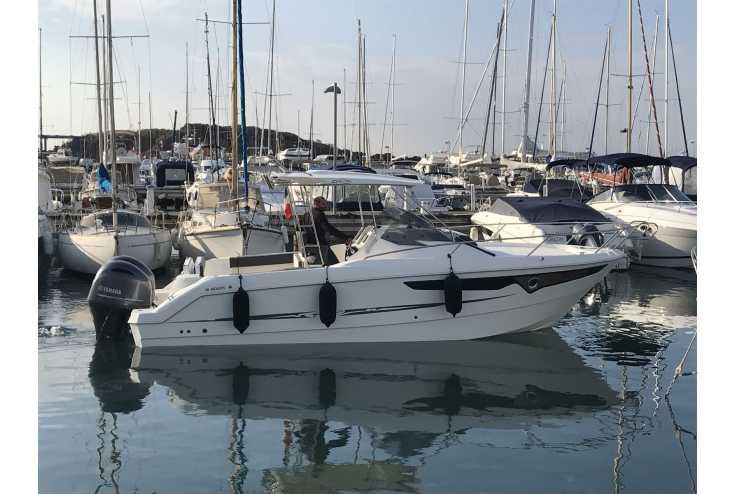 bateau GALIA 770 Sundeck occasion Alpes Maritimes - PACA   68 990 €