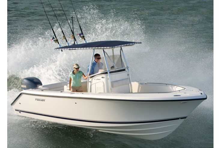 PURSUIT C 230 Center Console - Bateau neuf 06 - Vente 108300 : photo 1