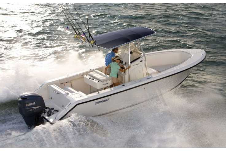 PURSUIT C 230 Center Console - Bateau neuf 06 - Vente 108300 : photo 10