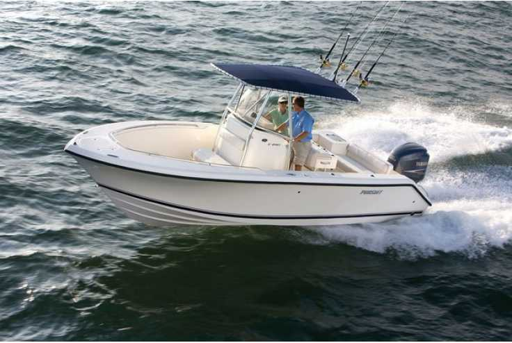 PURSUIT C 230 Center Console - Bateau neuf 06 - Vente 108300 : photo 2