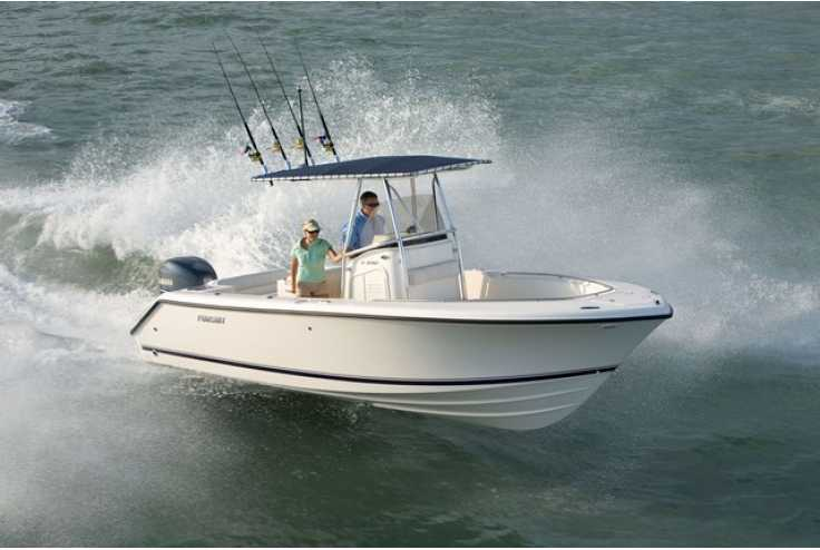 PURSUIT C 230 Center Console - Bateau neuf 06 - Vente 108300 : photo 3