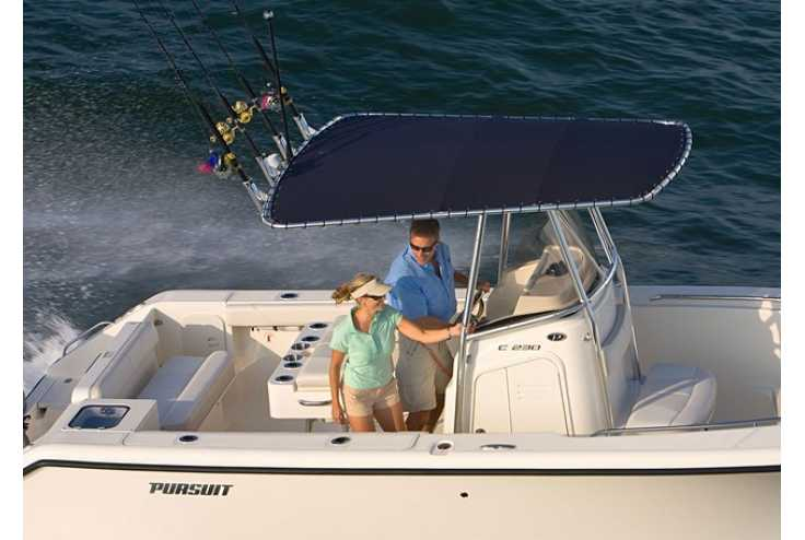 PURSUIT C 230 Center Console - Bateau neuf 06 - Vente 108300 : photo 9