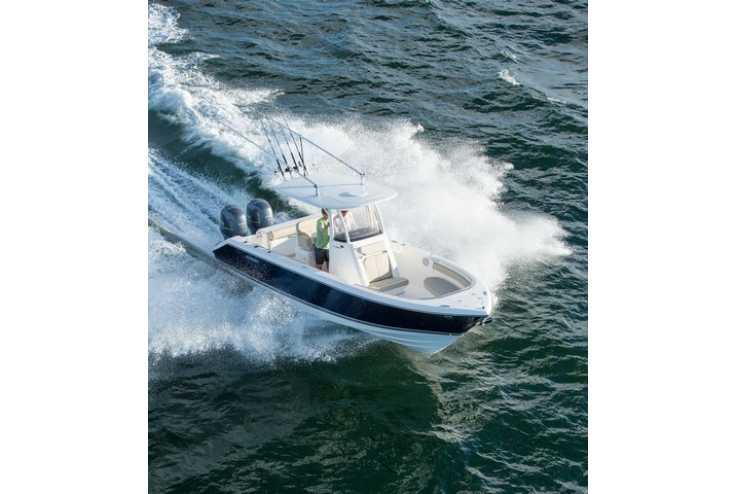 PURSUIT bateau C 260 Center Console occasion