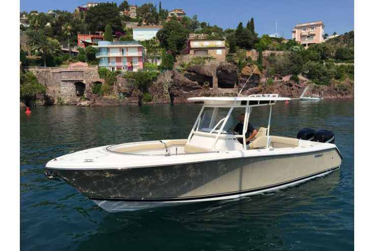 bateau PURSUIT C 280 Center Console occasion Alpes Maritimes - PACA   230 722 €