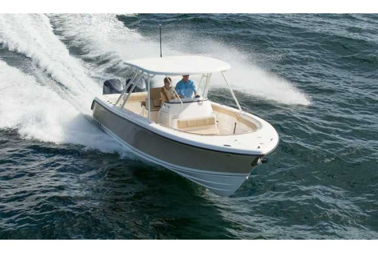 bateau PURSUIT S 280 Sport occasion Alpes Maritimes - PACA   236 838 €