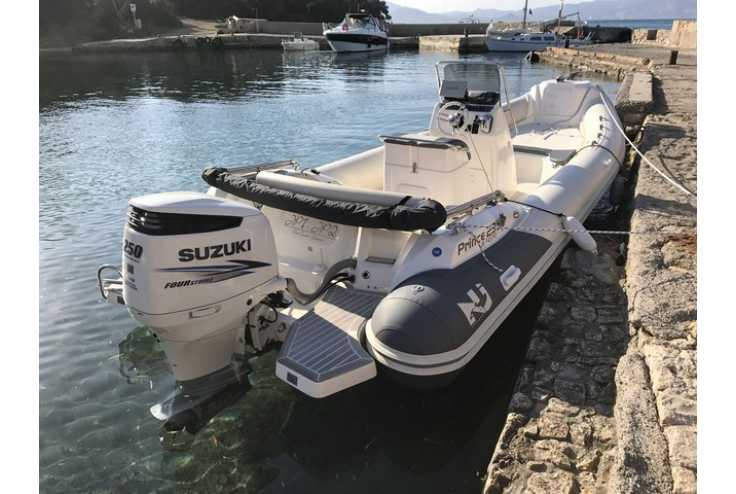 bateau NUOVA JOLLY Prince 23 occasion Alpes Maritimes - PACA   68 990 €