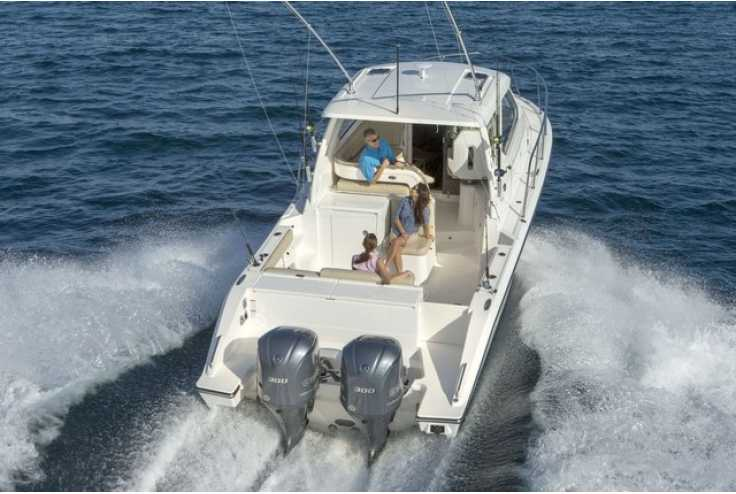 PURSUIT OS 325 Offshore - Bateau neuf 06 - Vente 389836 : photo 10