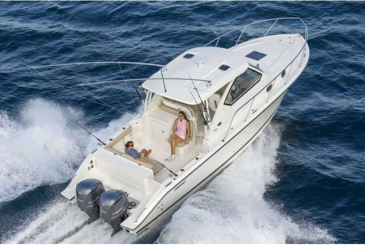 PURSUIT OS 325 Offshore - Bateau neuf 06 - Vente 389836 : photo 2