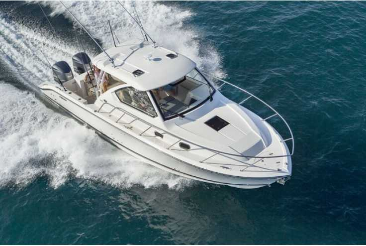 PURSUIT OS 325 Offshore - Bateau neuf 06 - Vente 389836 : photo 3