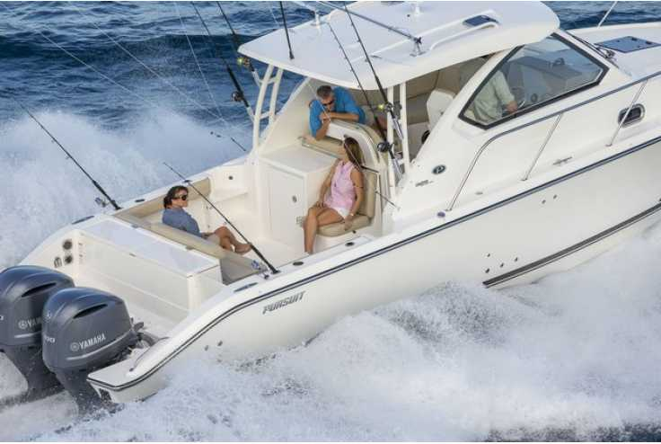 PURSUIT OS 325 Offshore - Bateau neuf 06 - Vente 389836 : photo 4