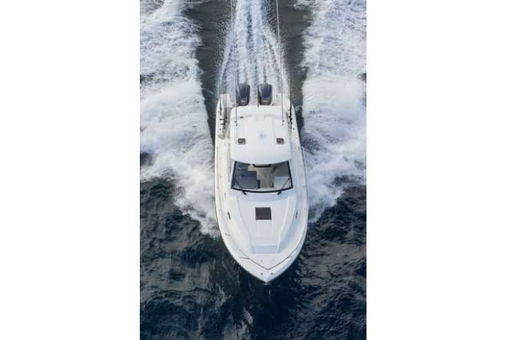 PURSUIT OS 325 Offshore - Bateau neuf 06 - Vente 389836 : photo 9