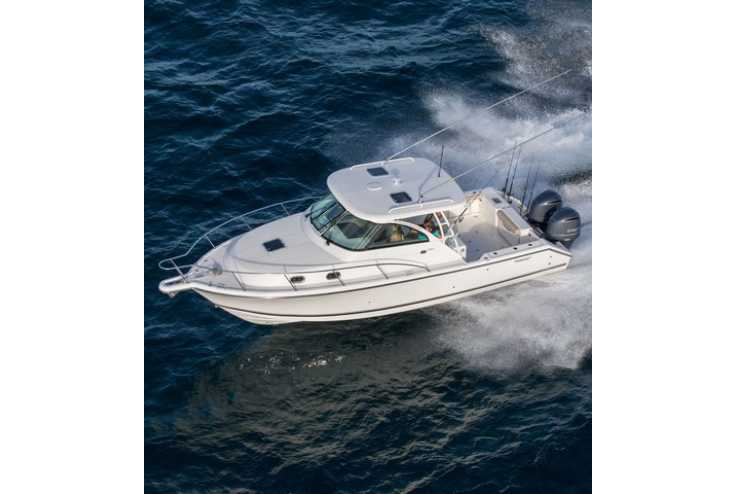 bateau PURSUIT OS 345 Offshore occasion Alpes Maritimes - PACA   517 816 €