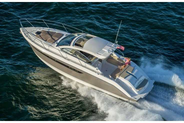 bateau PURSUIT SC 365 Sport Coupe occasion Alpes Maritimes - PACA   575 751 €
