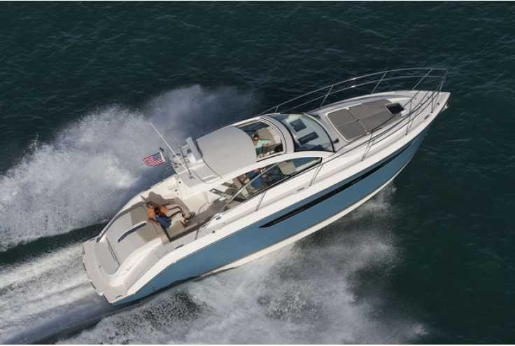 PURSUIT SC 365 Sport Coupe - Bateau neuf 06 - Vente 575751 : photo 4