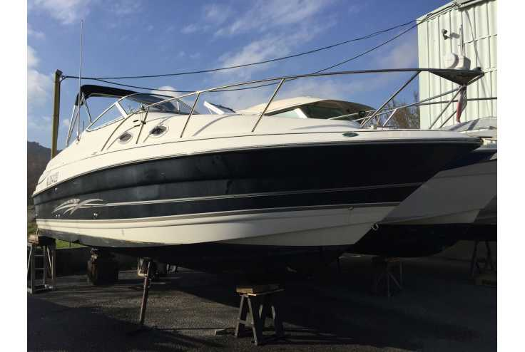 bateau LARSON 260 Cabrio occasion Alpes Maritimes - PACA   32 990 €