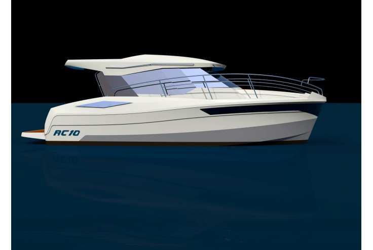 bateau OCQUETEAU RC 10 occasion Alpes Maritimes - PACA   234 999 €