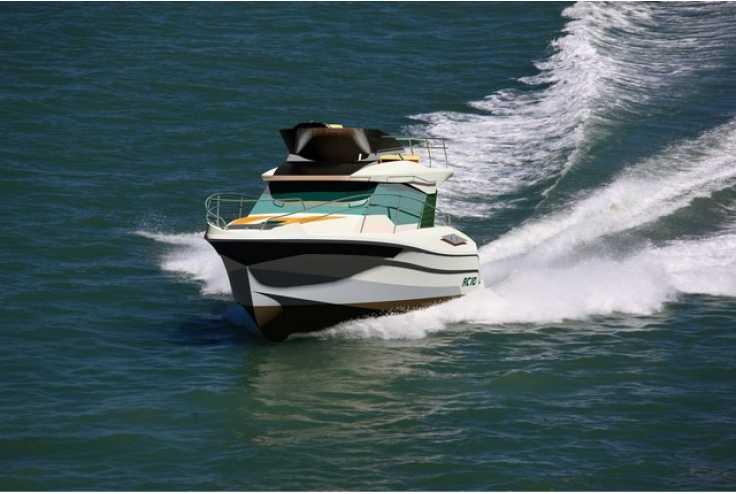 bateau OCQUETEAU RC 10 FLY occasion Alpes Maritimes - PACA   249 999 €
