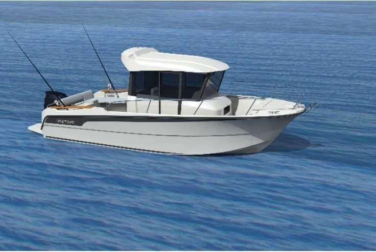 bateau OCQUETEAU Ostrea 800 Outboard occasion Alpes Maritimes - PACA   51 076 €