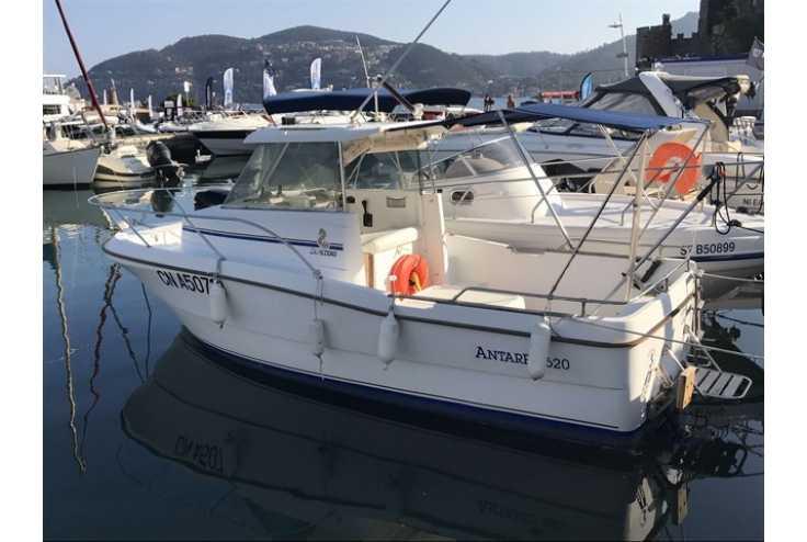 bateau BENETEAU ANTARES 620 occasion Alpes Maritimes - PACA   11 990 €