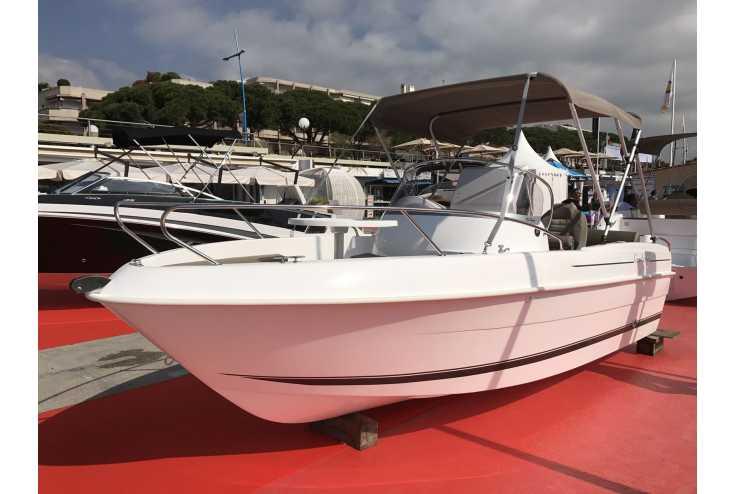 bateau B2 MARINE Cap Ferret 552 Open occasion Alpes Maritimes - PACA   25 990 €