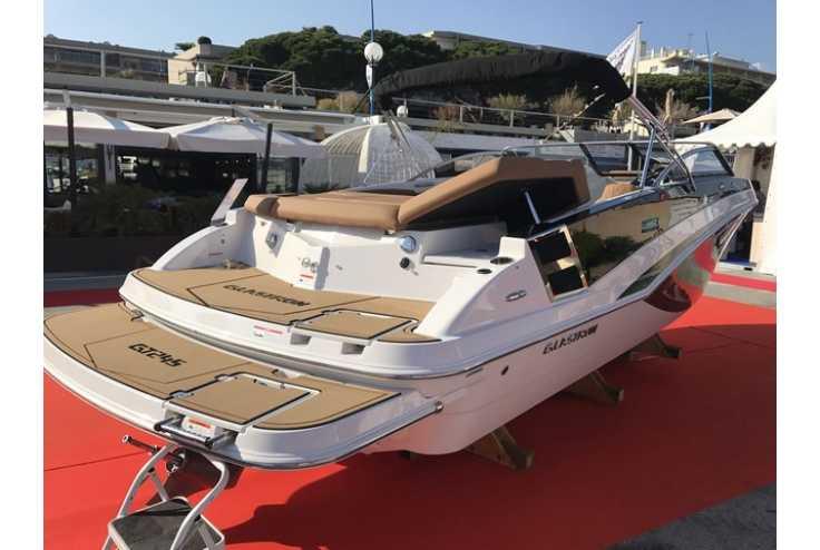 bateau GLASTRON  GT 245 occasion Alpes Maritimes - PACA   85 298 €