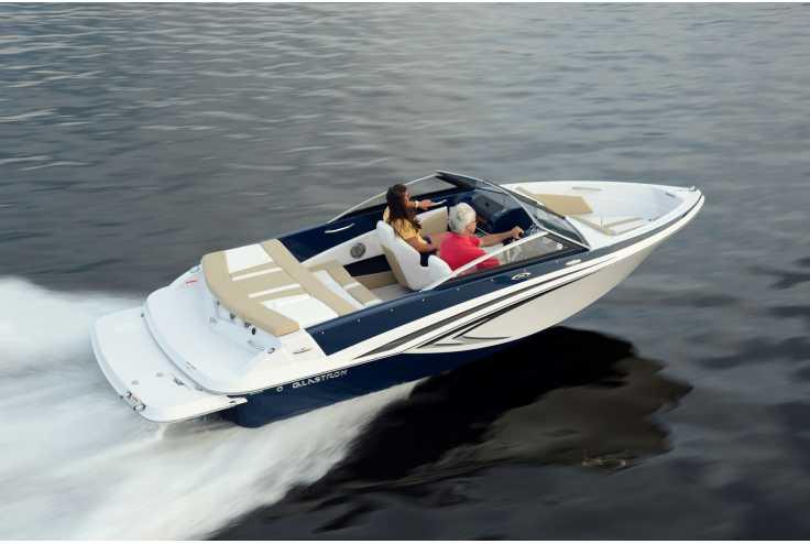 bateau GLASTRON  GT 185 occasion Alpes Maritimes - PACA   34 025 €