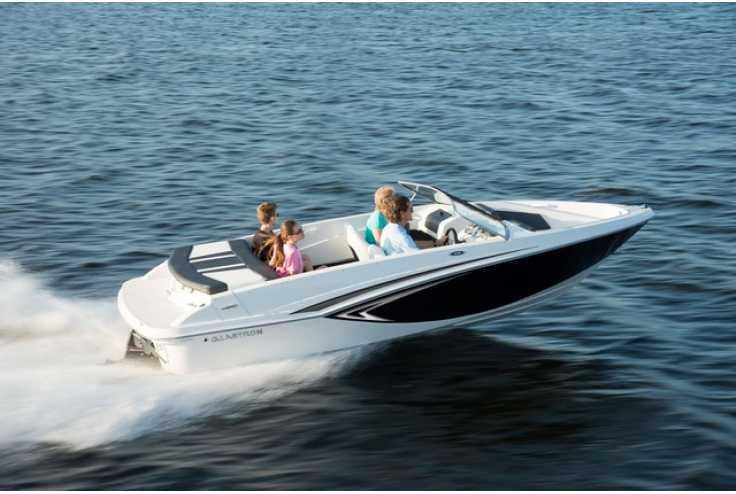 bateau GLASTRON  GTX 185 occasion Alpes Maritimes - PACA   32 635 €