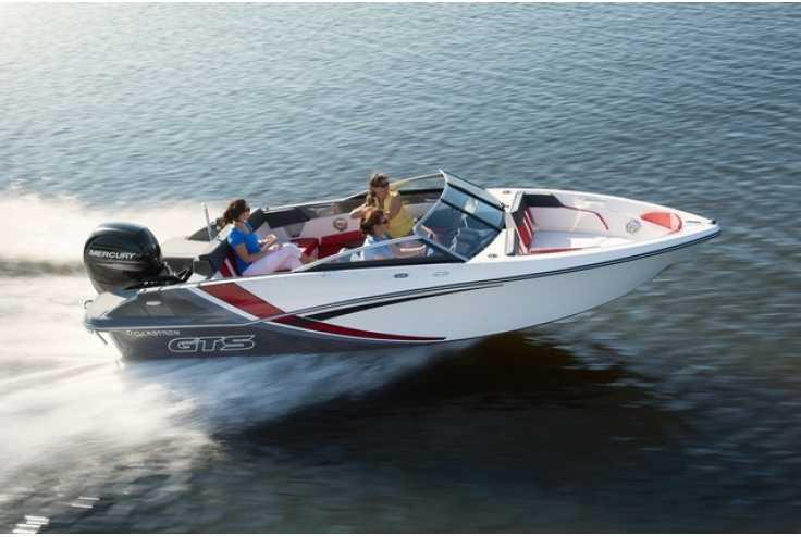 bateau GLASTRON  GTS 200 occasion Alpes Maritimes - PACA   41 971 €