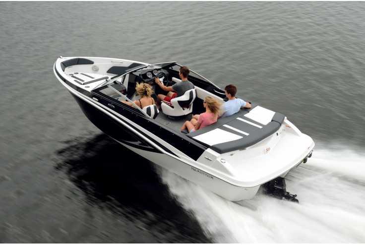 bateau GLASTRON  GT 205 occasion Alpes Maritimes - PACA   39 905 €