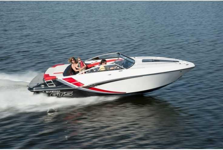 bateau GLASTRON  GTS 229 occasion Alpes Maritimes - PACA   53 241 €