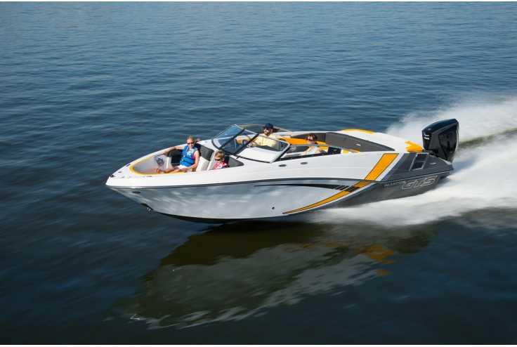bateau GLASTRON  GTS 240 occasion Alpes Maritimes - PACA   60 610 €