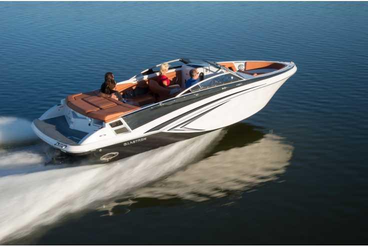 bateau GLASTRON  GT 245 occasion Alpes Maritimes - PACA   53 370 €