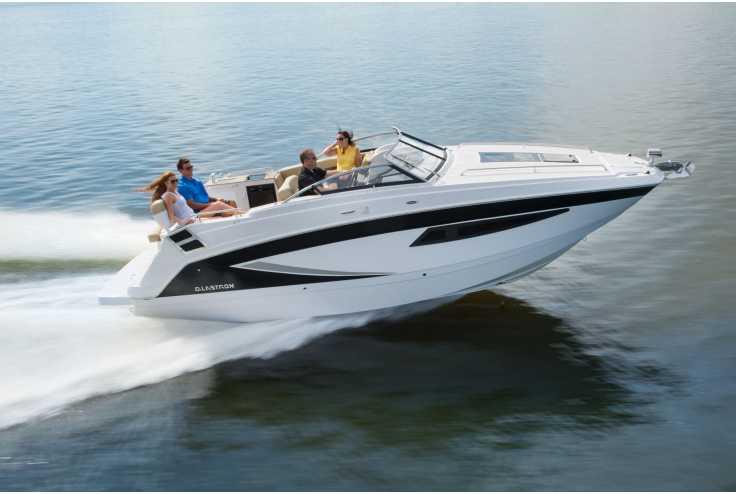 bateau GLASTRON  GS 259 occasion Alpes Maritimes - PACA   87 654 €