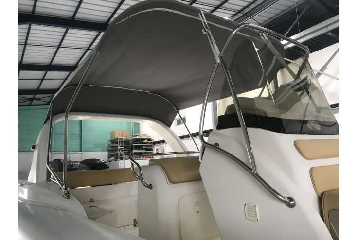 NUOVA JOLLY King 720 Extreme - Bateau semi-rigide occasion 06 - Vente 34990 : photo 6