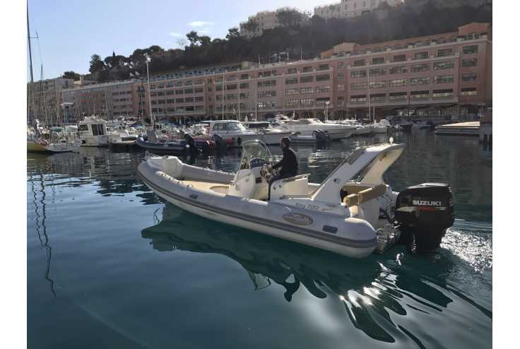 NUOVA JOLLY King 720 Extreme - Bateau semi-rigide occasion 06 - Vente 34990 : photo 8