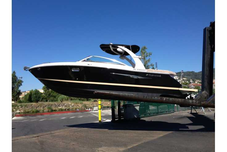 bateau FOUR WINNS 260 Horizon occasion Alpes Maritimes - PACA   53 990 €