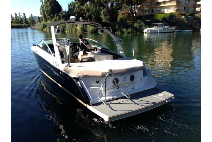 FOUR WINNS 260 Horizon - Bateau occasion 06 - Vente 53990 : photo 2