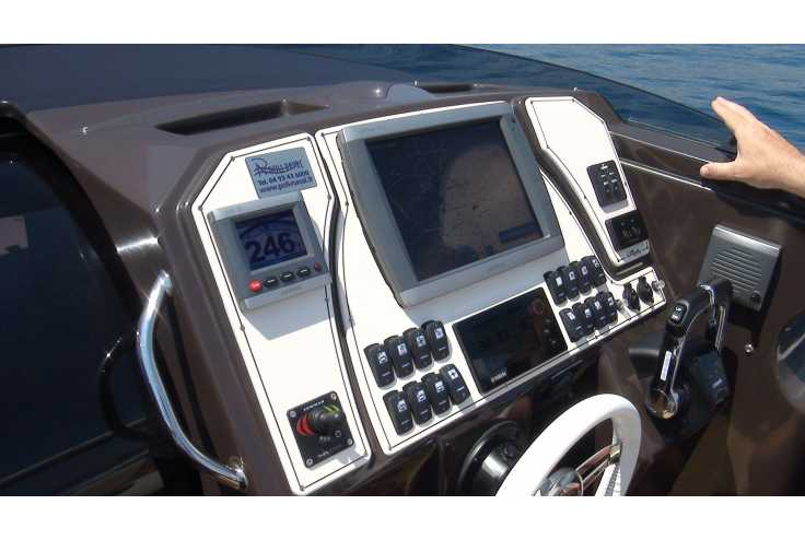 NUOVA JOLLY Prince 35 Sport Cabin Outboard - Bateau semi-rigide occasion 06 - Vente 134990 : photo 4