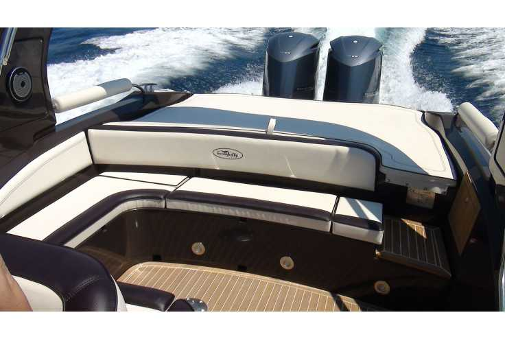 NUOVA JOLLY Prince 35 Sport Cabin Outboard - Bateau semi-rigide occasion 06 - Vente 134990 : photo 5