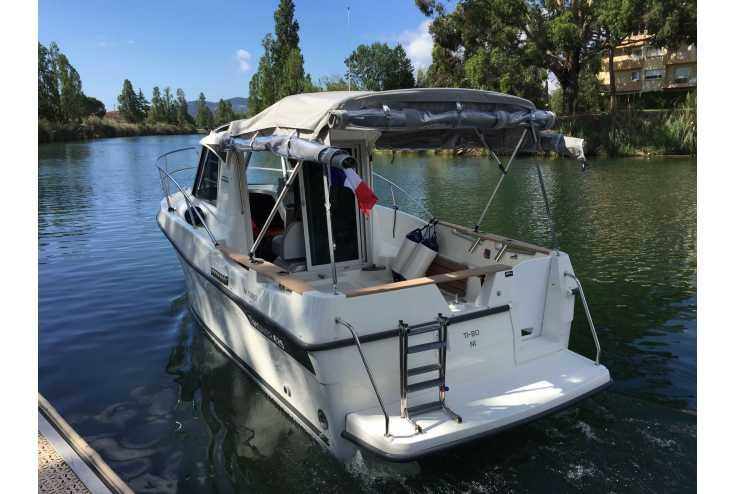 bateau OCQUETEAU 625 occasion Alpes Maritimes - PACA   39 990 €
