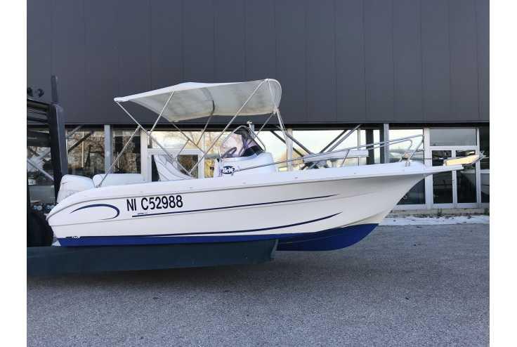 bateau EVERSET 580 Open occasion Alpes Maritimes - PACA   14 990 €
